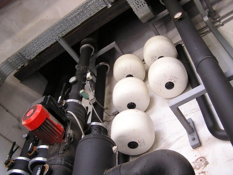 impianti termici termoidraulici e di condizionamento industriali