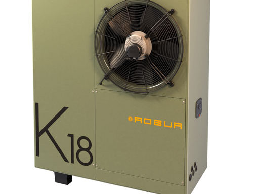 Robur K18 – Pompa di calore