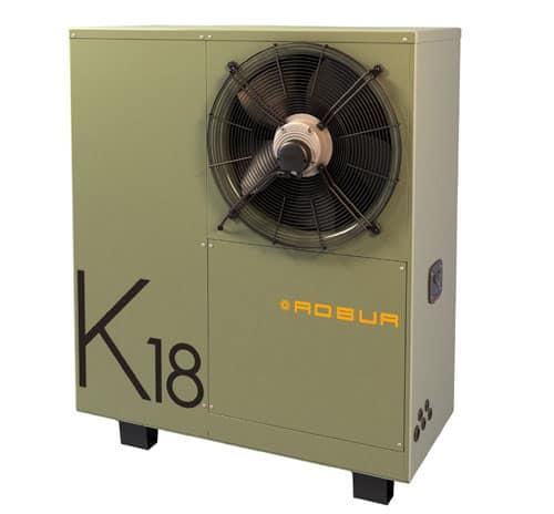 pompa di calore robur k18