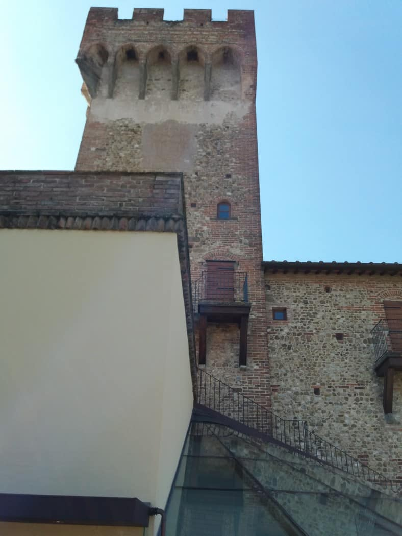 pompa di calore in edificio storico